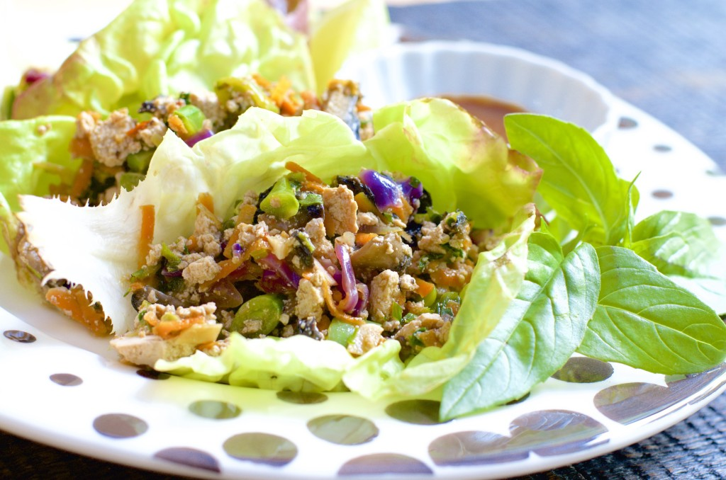 Vegan Lettuce Wraps 404