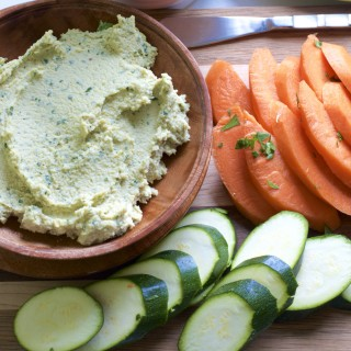 alt=Vegan Cashew Cheese from Five Minute Meals photo
