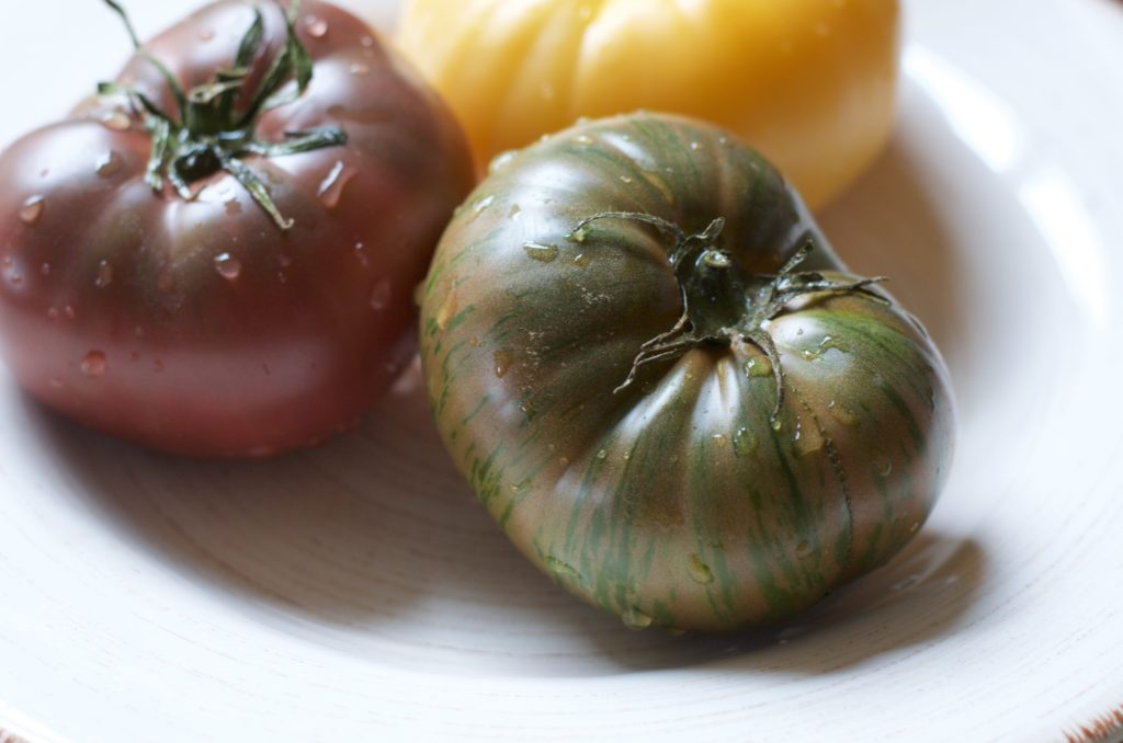 alt=Heirloom Tomato recipe photo